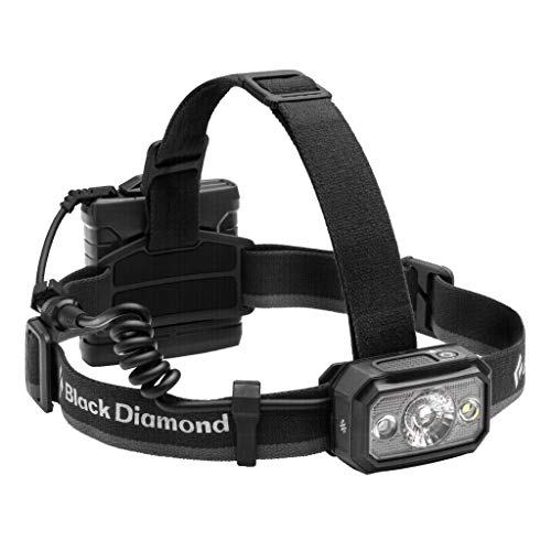 Black Diamond Unisex-Adult ICON 700 HEADLAMP, Graphite, Einheitsgröße