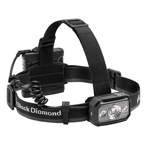 Black Diamond Icon 700 HEADLAMP Linternas Frontales de Acampada y Marcha, Unisex-Adult, Graphite, All