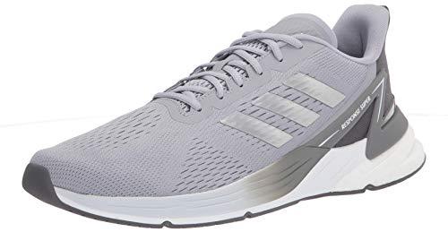 adidas mens Response Super Running Shoe, Halo Silver/White/Grey, 8.5 US