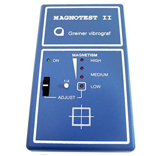 Greiner Magnotest II zum Messen von Restmagnetismus - Profi-Equipment für Uhrmacher und Uhrenliebhaber