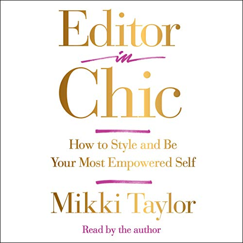 Editor in Chic Audiobook By Mikki Taylor cover art