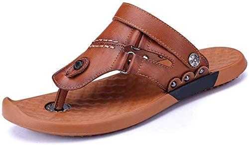 TQQ Zapatillas de Baño Niño Zapatillas De Baño Sandalias De Hombre Sandalias para Soporte De Arco Y Sandalias De Flip-Flop Sandalias De Ducha (Size : 39)