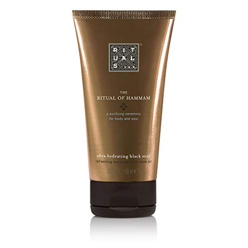RITUALS The Ritual of Hammam Schwarze Seife, 150 ml
