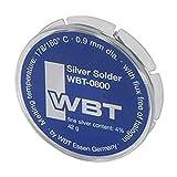 WBT 銀入りハンダ(10m)【純銀含有率 4%】 WBT-0800