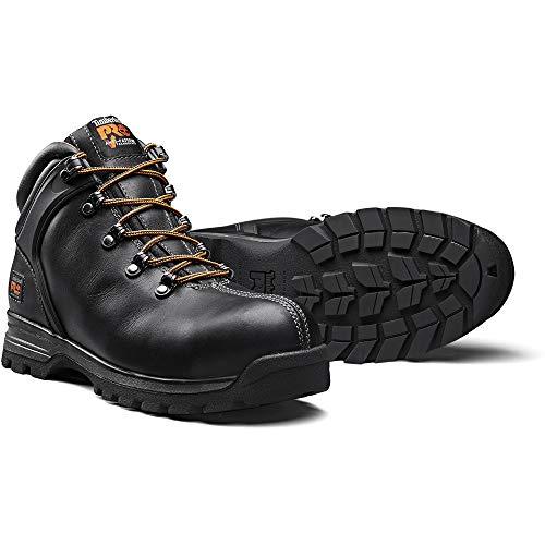 Timberland Pro Splitrock XT Botas de Seguridad para Hombre, Color Negro, Talla 44 EU