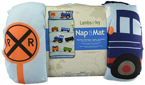 Lambs & Ivy Nap Mat, Train