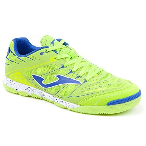 Joma_scarpe Joma Indoor Soccer Shoes Super REGATE SREGW_811 Fluo-Royal