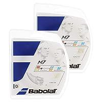 バボラ(Babolat) 硬式テニス ストリング M7 125/130/135 BA241131 ナチュラル 130