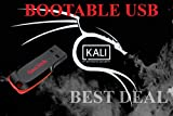Kali Linux 2018.3 64Bit operating system (with persistence): Secure and created for penetration testing and ethical hacking. Comes on a 16Gb Bootable Install USB flash drive The newest and best in Penetration testing software, from the makers of Back...