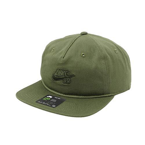 Nike SB Classic Snapback Cappello - Taglia unica Olive/Sequoia