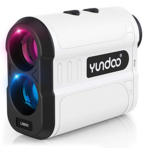 Golf Range Finder Laser Rangefinder - 650 yd Golf Laser Finder - Slope...
