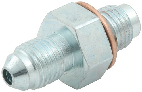 """-3 to 3/8"""" -24 Adapter Fitting with Washer"""