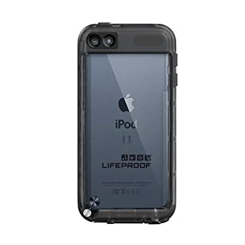 Lifeproof FRĒ SERIES Waterproof Case for iPod touch 5G/6G -  Black/Clear