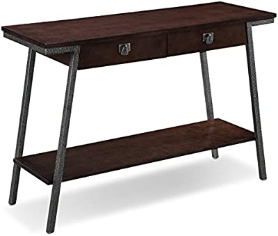 Amazon.com: Inspire Q Kenton 2-drawer X Base – Mesa consola ...