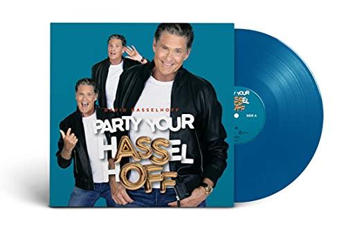 Party Your Hasselhoff - Green/Blue & White Splatter Vinyl [Vinyl LP]