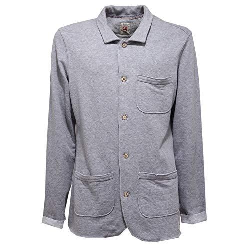 Gaudi 2664AB Giacca in Felpa Uomo Jeans Grey Sweat Jacket Men [XXL]