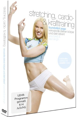 Stretching, Cardio- & Krafttraining - Kundalini Yoga - [DVD]