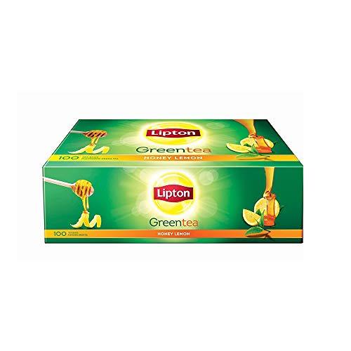 Lipton Green Tea Honey and Lemon - 100 Tea Bags