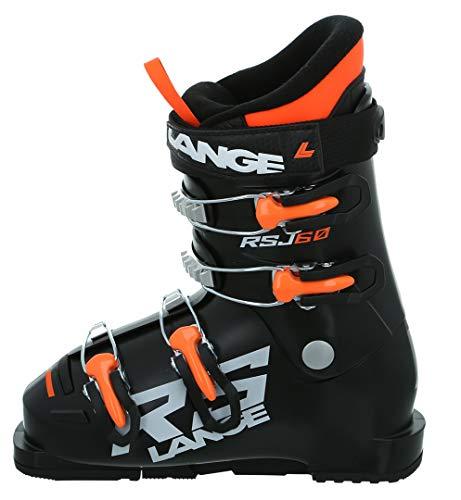 Lange RSJ 60 skischoen 2020 zwart oranje