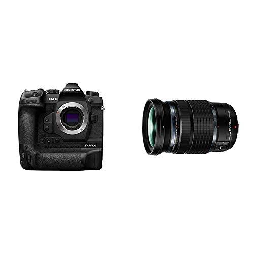Olympus OM-D E-M1X Camera Body w/ Olympus M. Zuiko Digital ED 12-100mm f4.0 PRO Lens