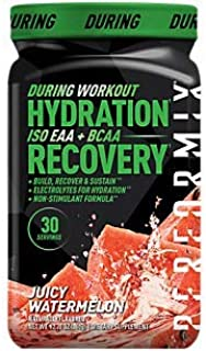 ISO EAA + BCAA for Hydration and Recovery Juicy Watermelon (12.70 oz. / 30 Servings)