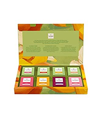 Taylors of Harrogate White Hibiscus & Peach Green Tea, 20 Teabags (Pack of 3)