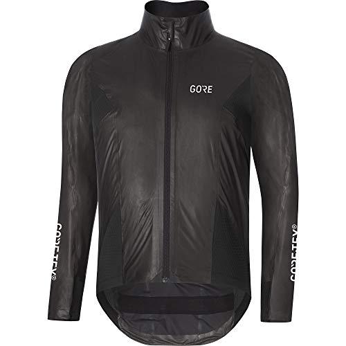 GORE Wear C7 Men's Racing Bike Jacket GORE-TEX SHAKEDRY, XL, Black