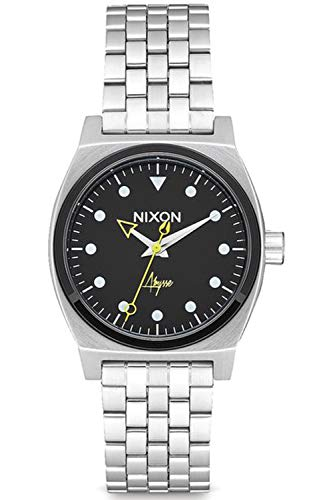 Nixon Time Teller Reloj para Mujer Analógico de Cuarzo con Brazalete de Acero Inoxidable A11302971