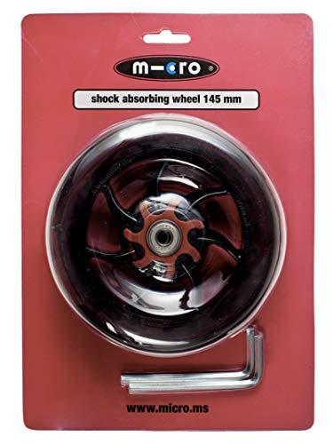 Micro Roue Speed+ Noir & Alu