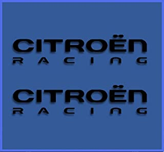 Pegatinas CITROËN Racing DR1017 Vinilo ADESIVI Decal AUFKLEBER КЛЕЙ Stickers Car Voiture Sport Racing
