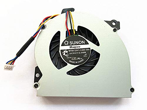 Gobuy New Laptop Replacement CPU Cooling Fan for HP 2560 2560P 2570 2570P