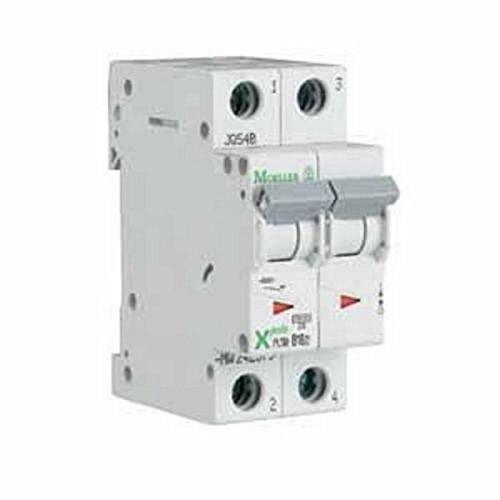 interruptor magnetotermico 32A, curva D, 6kA, 2 polos