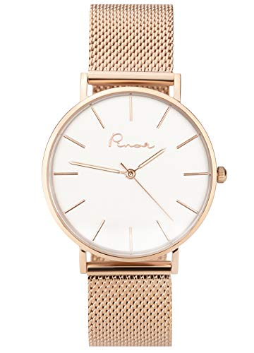 Pinor Uhr Women Rose Gold