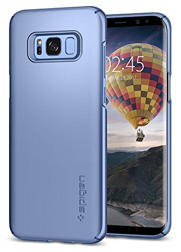 Spigen Thin Fit Designed for Samsung Galaxy S8 Plus Case (2017) - Black