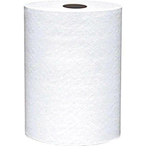 """2/"""" Core VonDrehle von Drehle 810B  Hardwound Towels White 6 Rolls//600/' ea"""