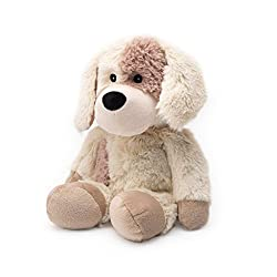 Fully microwavable teddy bear 100% natural wheat-filled Microwave for two minutes Made in the UK