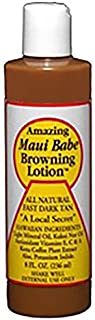 Maui Babe Browning Lotion 8 Fl Oz (236 Ml) by Maui Babe
