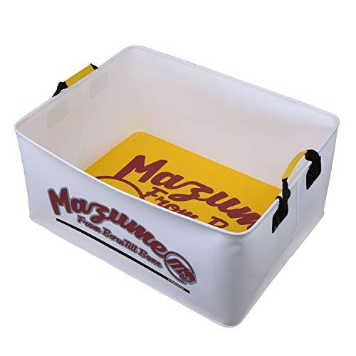 mazume ウェイディングカーゴJUMBO MZBK-509-01 ホワイト 縦57×横75×高さ30(cm)