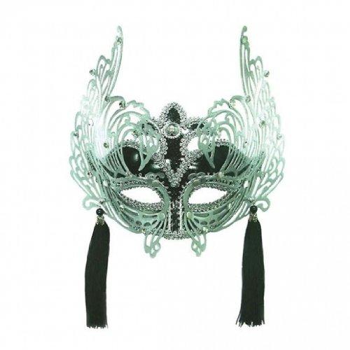Silver Metallic Decoration Mask
