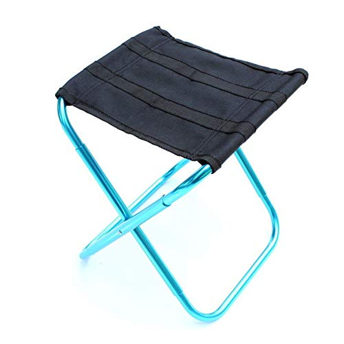 Nanna Outdoor Folding Chair Portable Chair Aluminum Alloy Camping Barbecue Multifunctional Bench Camping Festivals Garden Caravan