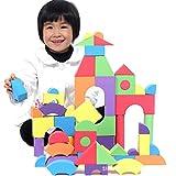 QXMEI 1 Set Kids Creative Safe EVA Foam Bloques De Construcción De Bebé Educativos Tempranos Cubo Clásico Juguetes Regalos De Los Niños