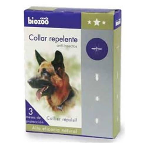 Biozoo Collar Antiparasitorio para Perros - Marrón