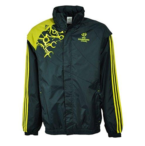 Adidas Predator Champions League trainingsjack allweather jas regenjas windjack