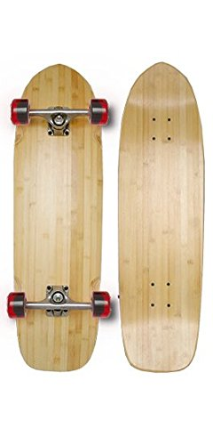 Bamboo Skateboards Pool Deck Cruiser