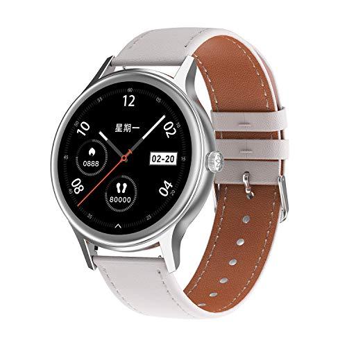 LC.IMEEKE Fitness Tracker, Smartwatch Wasserdicht IP67 Fitness Armband mit Pulsmesser 1,09 Zoll Farbbildschirm Aktivitätstracker Pulsuhren Schrittzähler Uhr Smart Watch Fitness Uhr für Damen