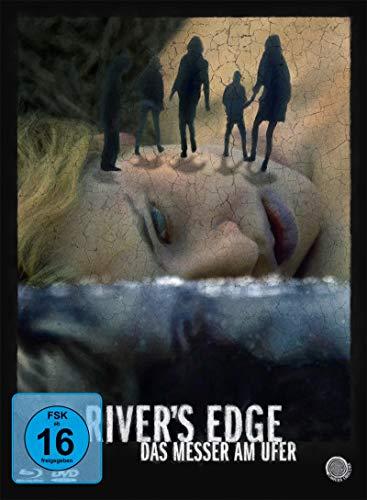 River's Edge - Das Messer am Ufer (Mediabook) [Blu-ray]