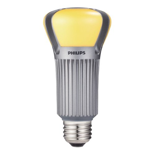 Pack of 4 / Philips Enduraled 17 Watt A21 Dimmable LED Light Bulb 1100lm ~ 75w Equiv -