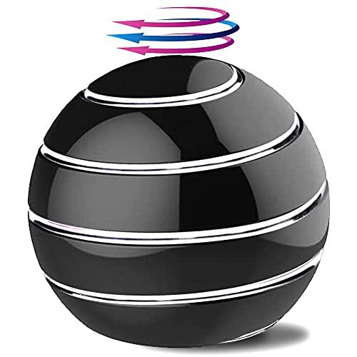 """DBlosp New Kinetic Desk Toys,Full Body Optical Illusion Spinner Ball,Gifts for Men,Women,Kids 1.5""""..."""