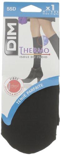 Dim Thermo Mini Media térmica 55D, Negro (Negro 127), One Size (Tamaño del fabricante:35/41) para Mujer