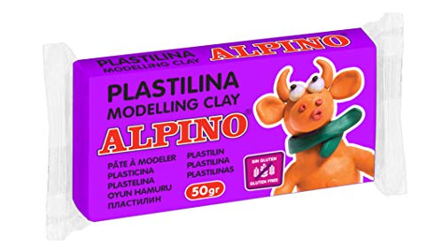 Alpino DP00006001 - Pastilla plastilina
